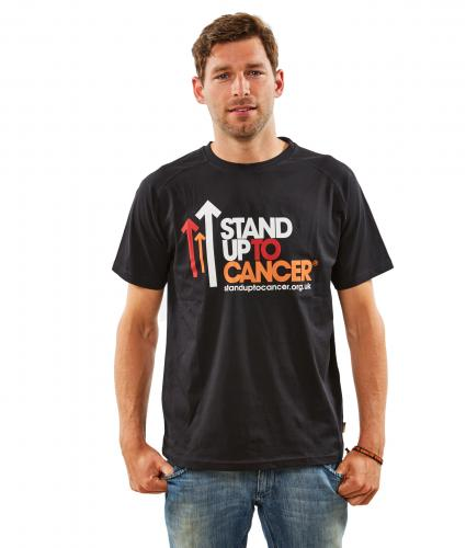 Stand Up To Cancer Mens T-Shirt