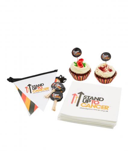 Stand Up To Cancer Bake Sale Kit