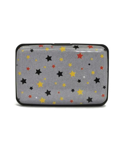 Stand Up To Cancer Debit/Credit Card Protector Wallet Grey