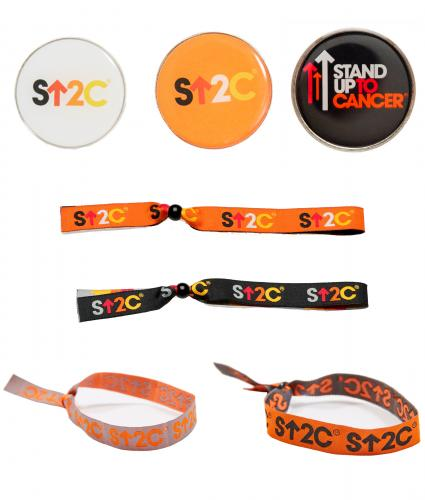 Stand Up To Cancer Accessories Pack