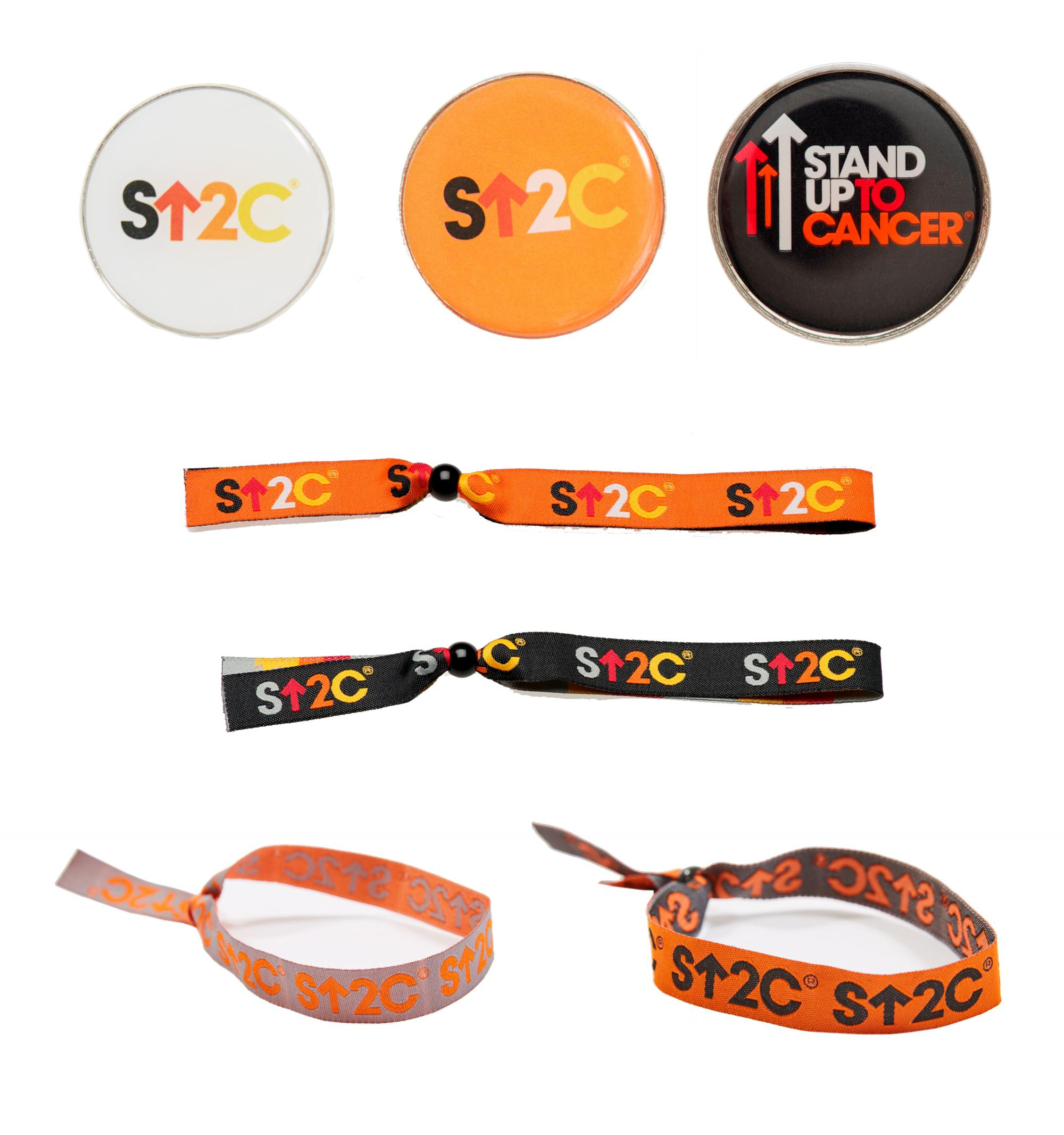 Stand up to cancer accessories pack stand up to cancer for Stand pack