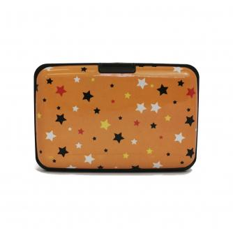 Stand Up To Cancer Debit/Credit Card Protector Wallet Orange