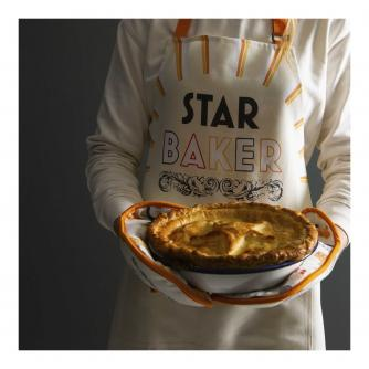 The Great Stand Up To Cancer Bake Off 2021 Star Baker Apron