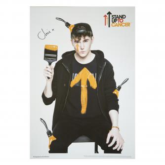 SU2C with YouTube Poster - Chai Signed